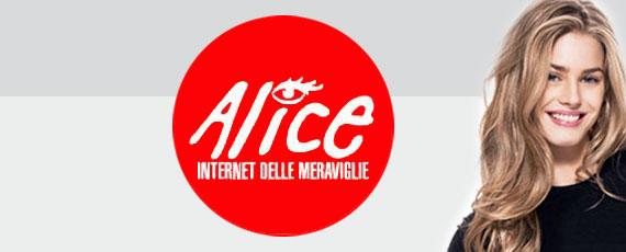 Alice Internet delle meraviglie