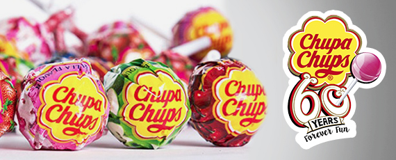 Chupa Chups compie 60 anni