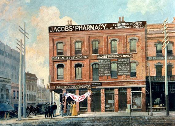 farmacia cocacola