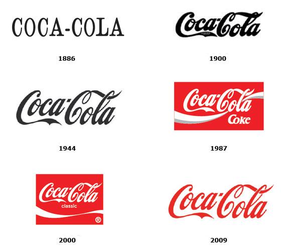 logotipo cocacola