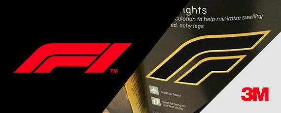 F1 e 3M