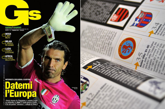 copertina del Guerin Sportivo