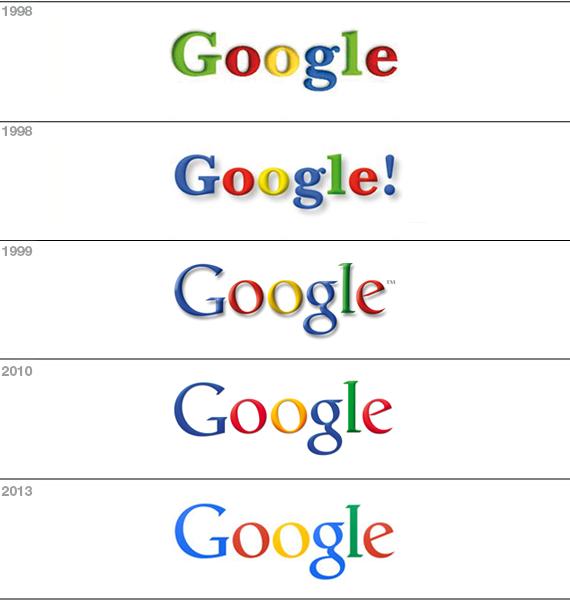 evoluzione google