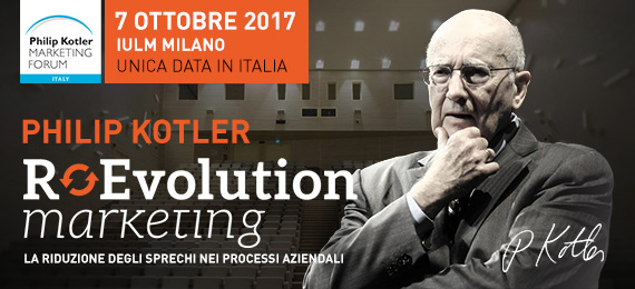 Philip Kotler, Marketing Forum