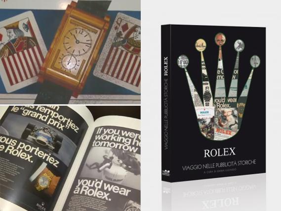 Viaggio nelle Pubblicità Storiche Rolex