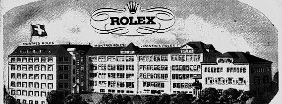 ROLEX prima sede