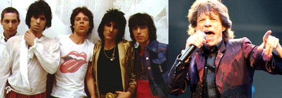 band dei Rolling Stones