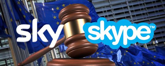 Sky vs. Skype