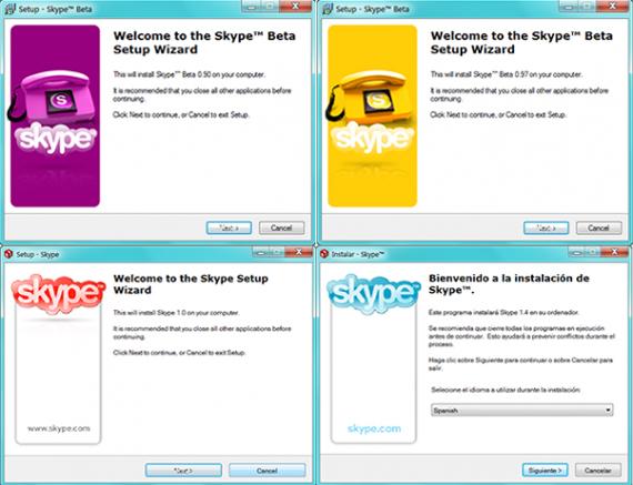 installazione di Skype