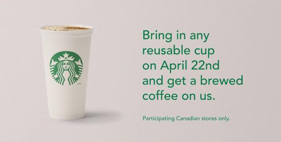 Starbuck Canada