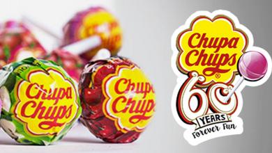 Chupa chups 60anni